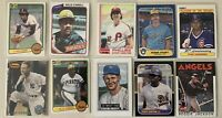 100 cards   ***BASEBALL HALL OF FAME LOT***   **ALL HOF Players**FREE SHIPPING**
