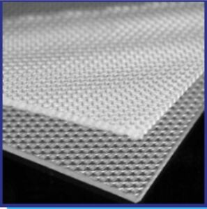 3mm CLEAR PRISMATIC ACRYLIC LIGHT DIFFUSER 595x595 for Suspended Ceilings