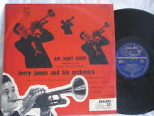 """HARRY JAMES AND HIS ORCHESTRA ONE NIGHT STAND VINYL LP RECORD 12"""""""