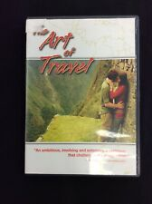 The Art of Travel [DVD 2008] Starring Christopher Masterson FREE SHIPPING