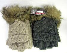 Wrist Acrylic Gloves & Mittens RJM for Women