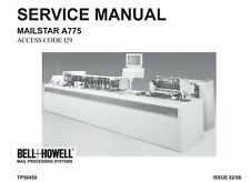 Bell Howell Mailstar A775  service Manual (016)