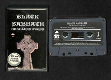 Black Sabbath Headless Cross 1989 USA Cassette CS1440