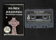 Black Sabbath Headless Cross 1989 USA Cassette CS1440