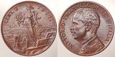2 CENTESIMI 1911 R REGNO D'ITALIA VITTORIO EMANUELE III Q.Fdc #7864