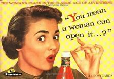 You Mean a Woman Can Open It? by Ad Nauseum- Woman's Place in Classic TV ads