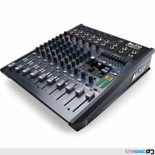 Alto Live 802 8 Channel PA Mixer With Effects