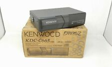CARICATORE CD CHANGER KENWOOD KDC-C665 NUOVO NEW COMPACT DISC 6 CD AUTO CHANGER