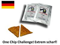 ★ One Chip Challenge Chili Chilli Mutprobe scharf Reaper Habanero Thai Pepper ★