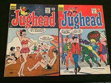 JUGHEAD #123, 138 G & F- Condition