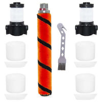 For Shark ION Flex DuoClean Roller Brush Filter Kit Vacuum Cleaner Replacement