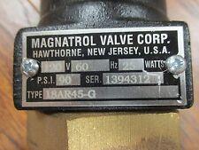 "Magnatrol Valve Corp Brand New 1 ¼"" Bronze 2-Way Solenoid Valve"