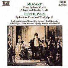Ludwig van Beethoven - Piano & Wind Quintet [New CD]