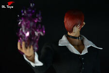9L TOYS THE KING OF FIGHTERS KOF IORI YAGAMI 1/6 Scale 12 IN FIGURE TOYS