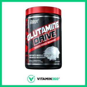 Nutrex Glutamine Drive Digestive Health Support muscle repair, prime your body
