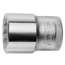 """GEDORE 1""""Zoll Steckschlüsseleinsatz Ø  46 mm DIN 3124 Doppelsechskant"""