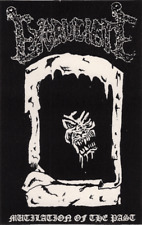 Excruciate - Mutilation Of The Past (USA), Tape