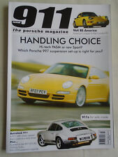 Total 911 Feb 2008 issue 33 964 RS America, 997 GT3 RS