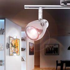 Brilliant G29732/76 Milano - Lampada x parete in metallo nero a 4 faretti x 50W