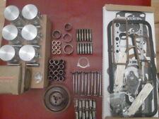 1941-47 HUDSON 175,212 CU INCH SPLASHER 6 CYL ENGINE REBUILD KIT W/VALVE TAPPETS