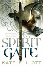 Spirit Gate: Book One of Crossroads,Kate Elliott- 9781841495996