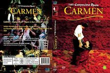 Carmen  (DVD,All,Sealed,New,Keep Case) TWI Companions Opera