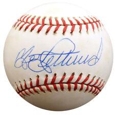 Merv Rettenmund Autographed Signed AL Baseball Reds, Orioles Beckett COA F27584