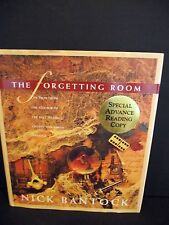 NICK BANTOCK THE FORGETTING ROOM SPECIAL ADVANCE READING COPY SIGNED
