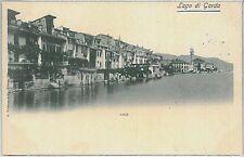 CARTOLINA d'Epoca BRESCIA - Lago di Garda: Salò