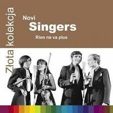 CD NOVI SINGERS Złota kolekcja Rien ne va plus