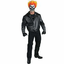 Ghost Rider Halloween Marvel Costume Adult 42-46