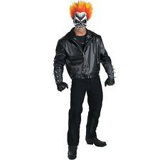 Ghost Rider Halloween Marvel Costume Adult 42-46