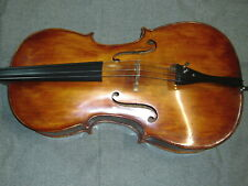 Vintage 1916 Italian cello by Candi 4/4