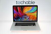 "Apple Macbook Pro Retina Laptop 15.4""  2.6Ghz - 3.8Ghz i7 Up to 16GB RAM 1TB SSD"