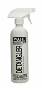 Wahl Easy Groom Detangler Horses, Dogs, Pet Grooming - 500ml, 3.8L