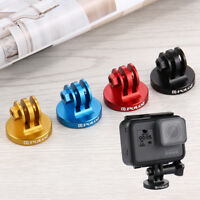 Aluminum Tripod Mount Adapter For GoPro HERO 6 5 4 3 3+ 2 1 Camera Accessories