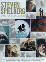 Steven Spielberg Director s Collection (Jaws . New DVD
