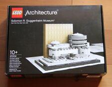 LEGO Architecture Architektur Guggenheim Museum 21004