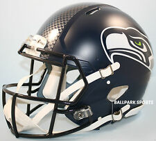 SEATTLE SEAHAWKS - Riddell Speed Authentic Helmet with HydroFx decal