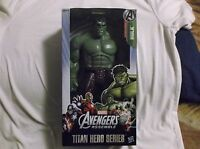 Hasbro Marvel Avengers Titan Hero Series Hulk Action Figure