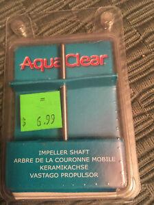 Hagen Aquaclear Impeller Shaft AC110, PH50, PH70, part#  A16551