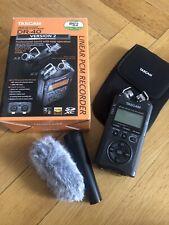 Tascam DR-40 V2 Audiorecorder aus Erstbesitz in OVP