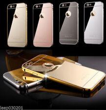 Fundas y carcasas metálicas Para iPhone X para teléfonos móviles y PDAs Apple