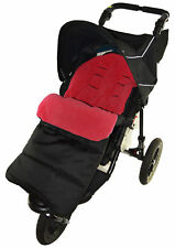 Footmuff / Cosy Toes Compatible with Mountain Buugy Urban Jungle  Pushchair F...