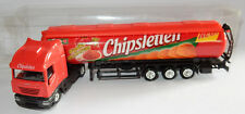 GRELL HO 1/87 CAMION CITERNE TRUCK TANKER IVECO STRALIS CHIPSLETTEN CHIPS APERO
