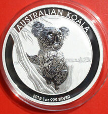 "Australien: 1 Dollar 2015, ST-BU, 1 Oz, ""Koala"", #F 2531, ST-BU"
