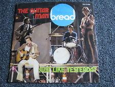 Bread-The Guitar Man 7 PS-1972 Germany-Rock-ELK 12 066 Elektra-45 U/min