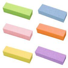 1/5/10Pc Buffing Sanding Buffer Block Acrylic Pedicure Manicure Nail Art Tips