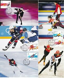 China 2020-25 Beijing 2022 Winter olympic Game ice-sports MC