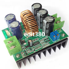 1200W 20A Volts / amps adjustable Battery Charging Step Up DC12-80V Power Supply
